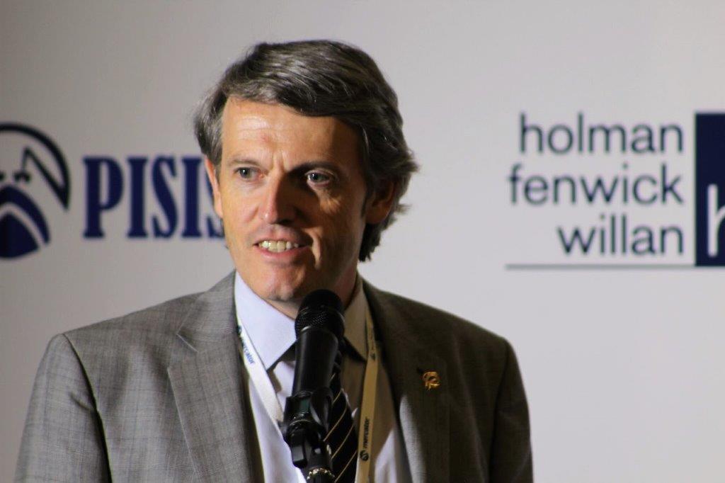 David Taylor - PSA International