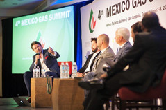 Duncan Wood moderates Mexico Upstream Panel