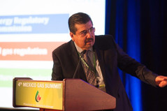 Luis Guillermo Pineda, Commissioner, CRE