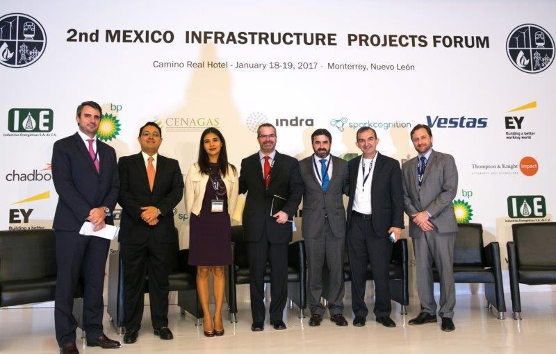 Mexico Power Generation Panel
