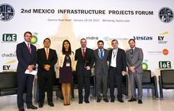Mexico Power Generation Panel