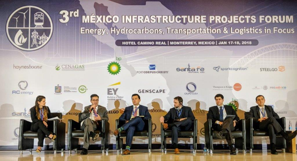 Midstream Infrastructure Panel