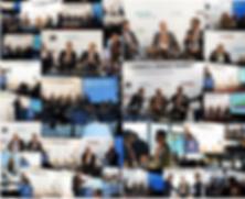 Latin America Energy Summit Jay Applewhite Collage Santigo Chle