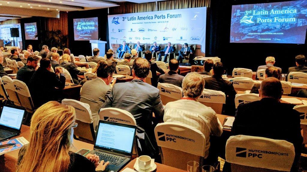3rd Latin America Ports Forum