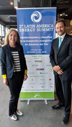 Susana Jimenez and Jay Applewhite