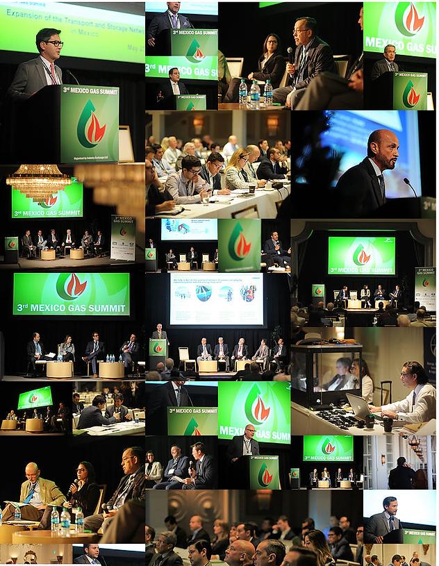 5th Mexico Gas Summit - Oil & Gas, Midstream, Storage