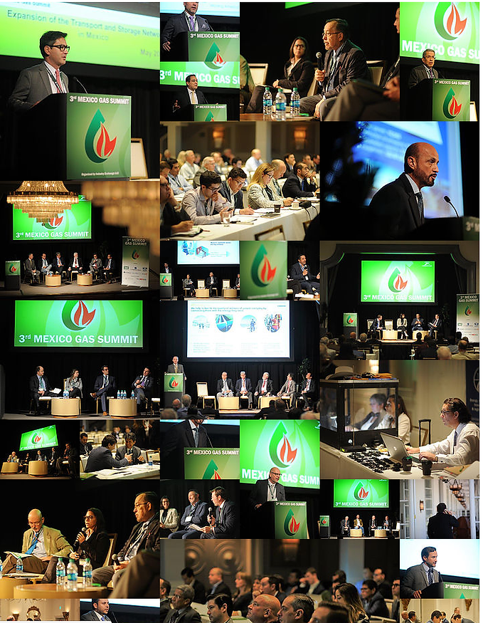 Mexico Oil and Gas Summit - Mexico upstream, midstream and downstream industries