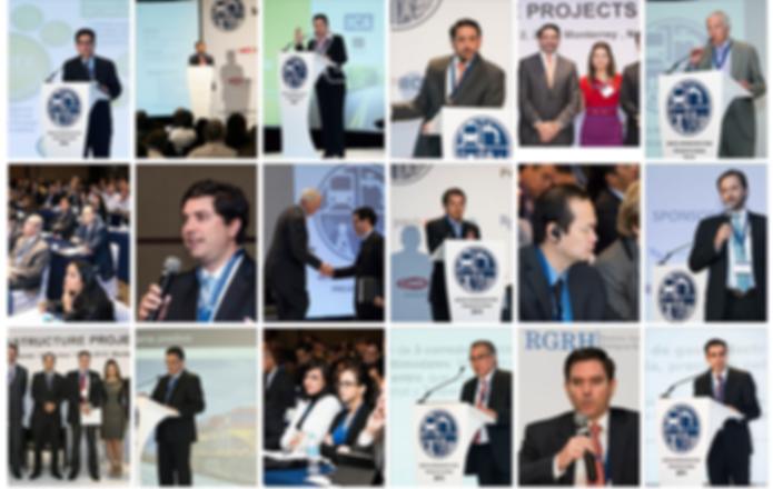 Jay Applewhite Mexico Infraestructura Evento Monterrey