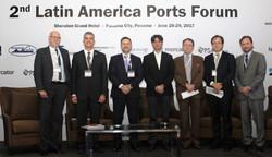 Energy Logistics Ports Panel