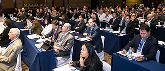 Delegates at the Mexico Infrastructure Projects Forum in Monterrey