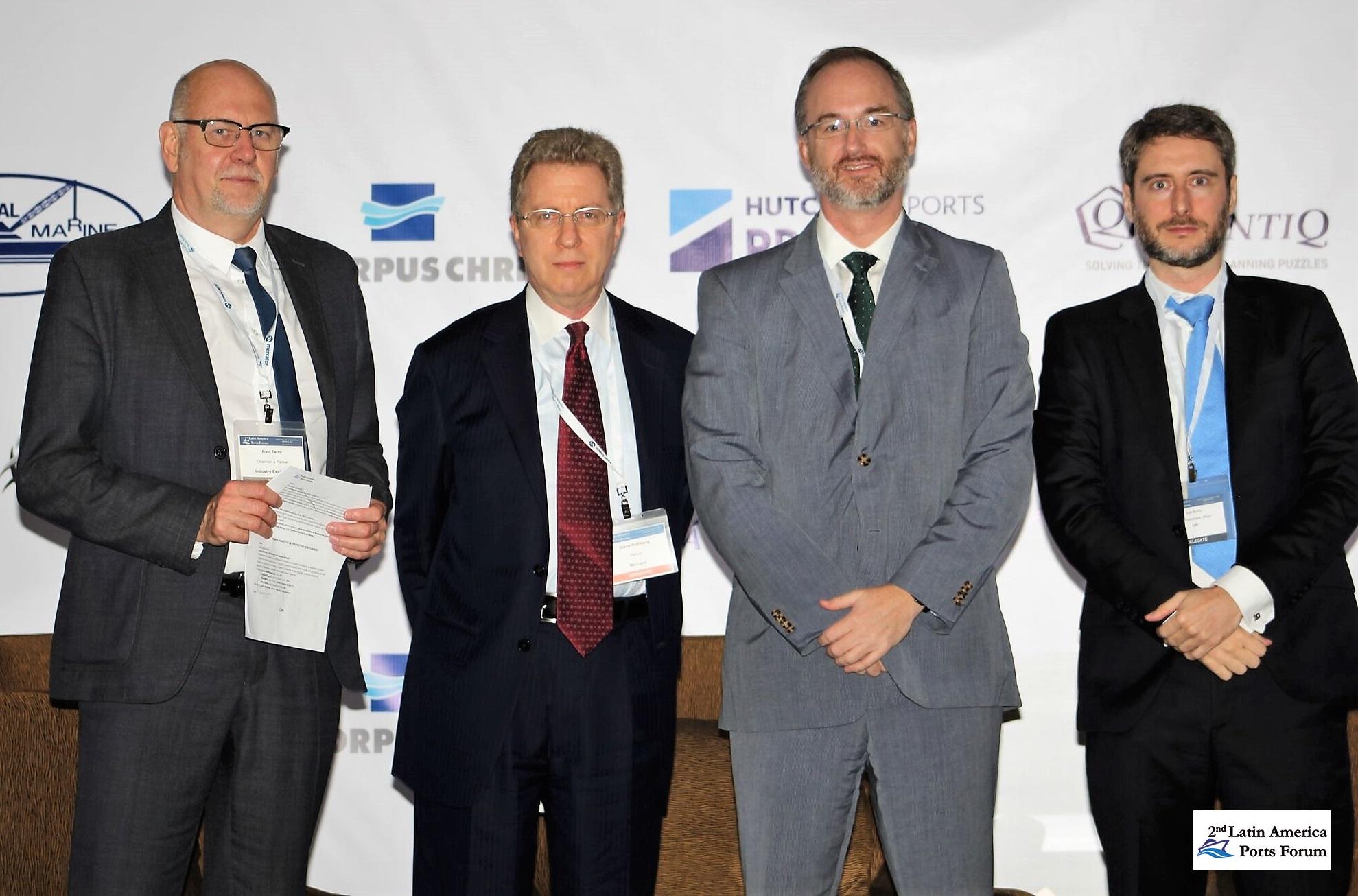 Latin America Ports Finance Panel