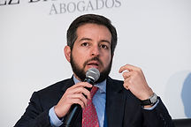 Omar del Valle Colosio at Mexico Infrastructure Projects Forum