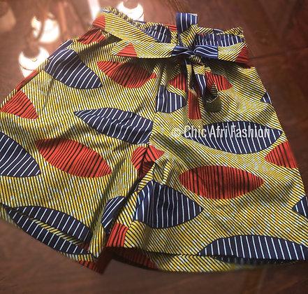 ELLEN Paperbag Shorts
