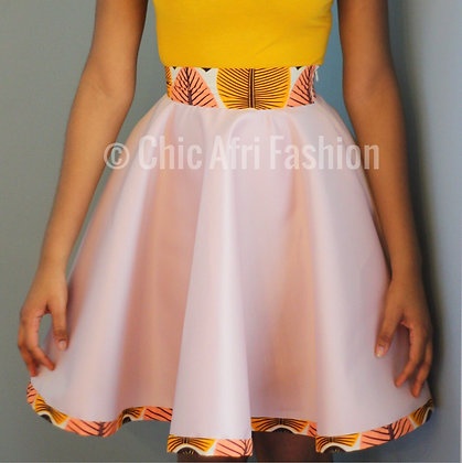 CHARM Mini Skirt