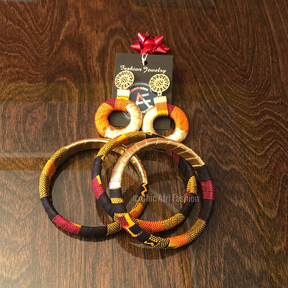 AFROCENTRIC Christmas Gift Set D