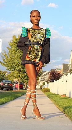 EXTRAVERTIE Fashion Belt