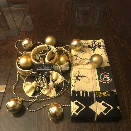 AFROCENTRIC Christmas Gift Set F