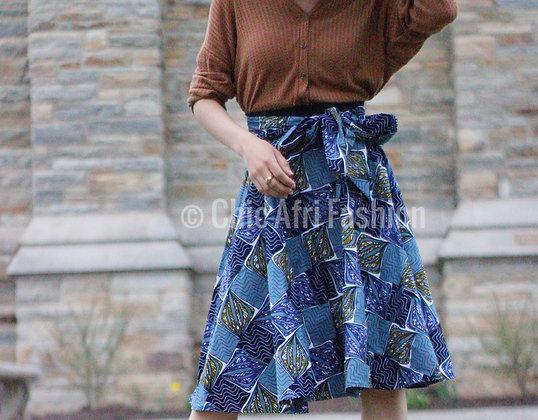 CAROLE Midi Skirt