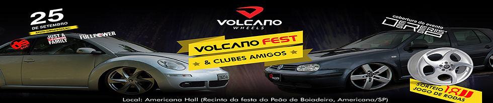Volcano Fest Derrubados