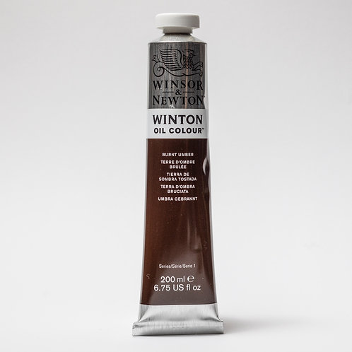 Winsor & Newton Winton Oil Colours 200ml