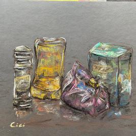 Cici & Lily 2 - Saturday Morning Art Cla