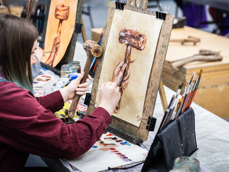 Young Persons Art Classes