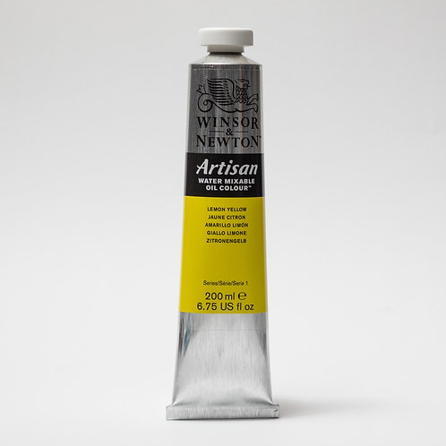 Winsor & Newton Artisan Water Mixable Oil Colours 200ml