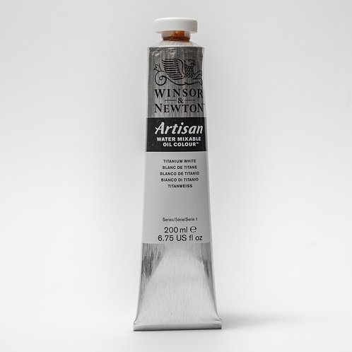 Winsor & Newton Artisan Water Mixable Oil Colours 200ml