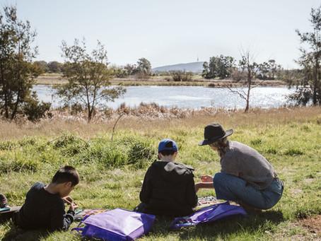 Art Excursion to Jerrabomberra Wetlands
