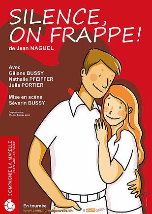 Silence on frappe !