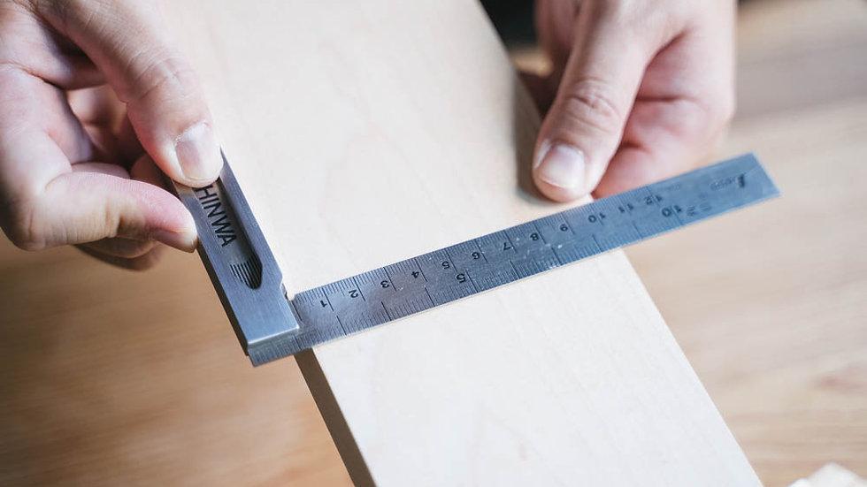 Shinwa Try Square 150 mm.