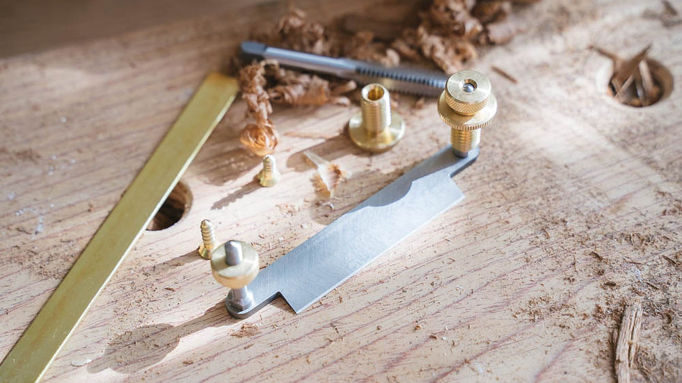 Large Wooden Spokeshave Kit