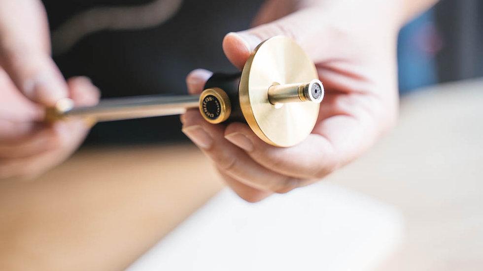 Micro Adjust Wheel Marking Gauge II