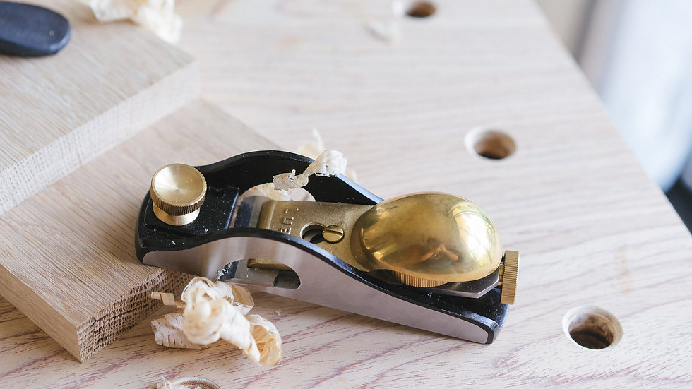 LOW ANGLE REBATE BLOCK PLANE