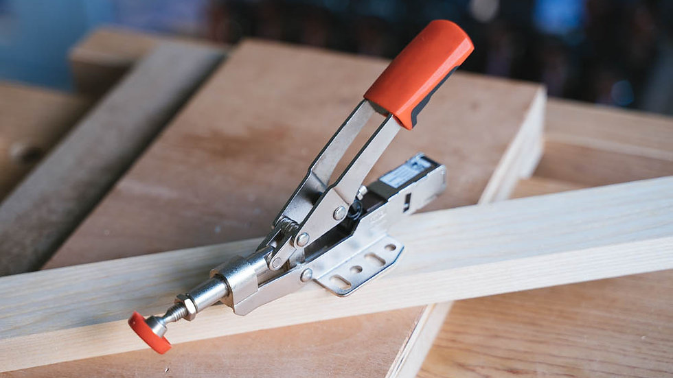 Bessey Auto-Adjusted Push-Pull Toggle Clamp