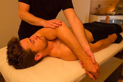 Formation massage selon la méthode de th