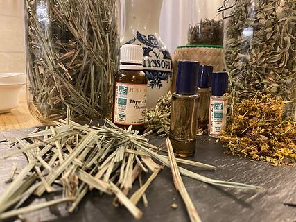 L'aromathérapie et les traitements des p