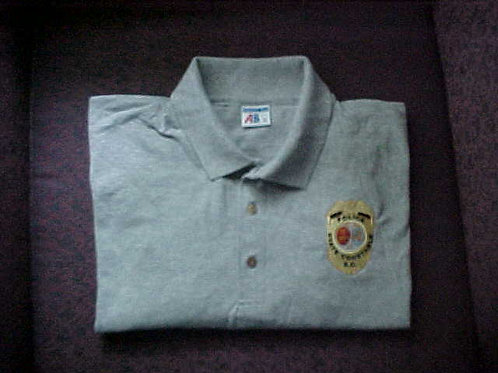 Embroidered Golf Shirt - Short Sleeve