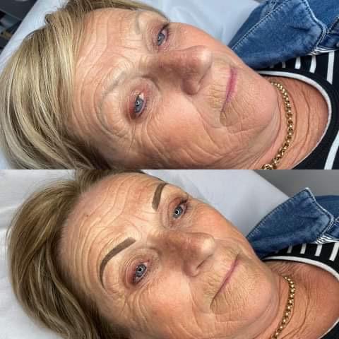 Eyebrow Tattoo Wellington