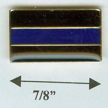 THIN BLUE LINE PIN