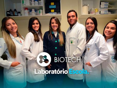 Biotech : Um laboratório escola