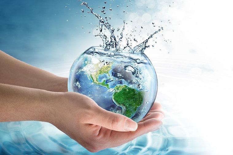 Planeta água