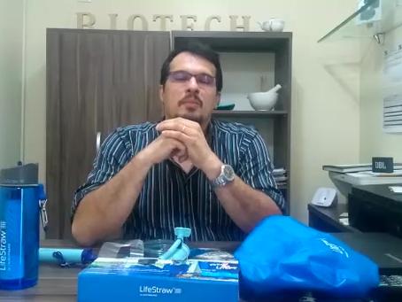 LIFESTRAW: A INVENÇÃO DO SÉCULO!