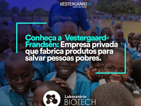 Conheça a Vestergaard-Frandsen: Empresa privada que fábrica produtos para salvar pessoas pobres
