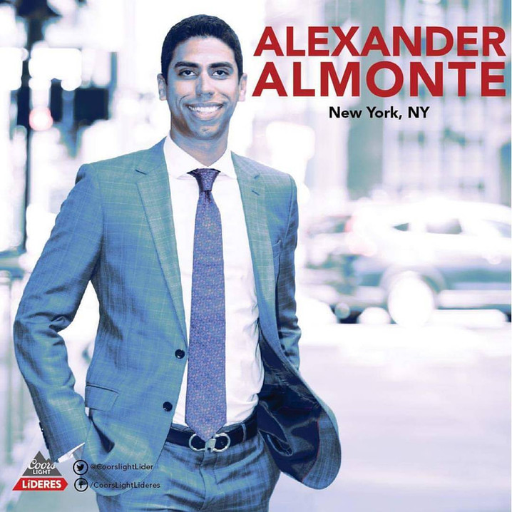 Alexander Almonte Nominated to Win $25,000 Grant to Support SCIP Programming