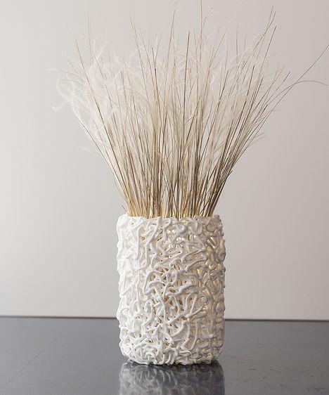 Vaso Filo, vaso, silicone, design, storie design studio