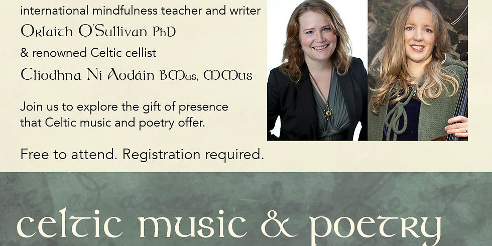 Celtic Music and Poetry for the Heart