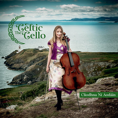The Celtic Cello Album - Hard copy