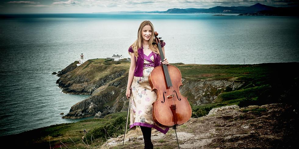 Clíodhna Ní Aodáin & Abel Selaocoe at the Spike Cello Festival