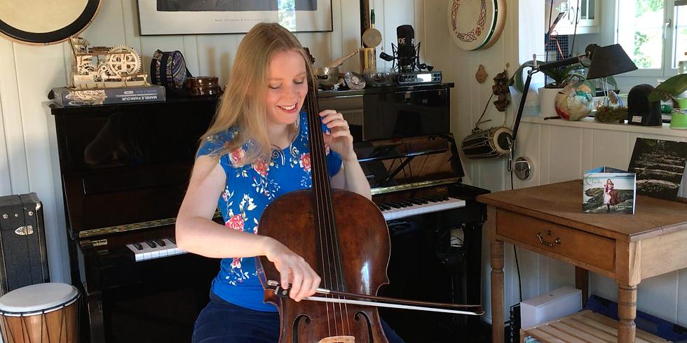Celtic Strings – Three week Saturday series